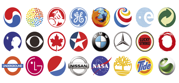 50 Excellent Circular Global Logotypes
