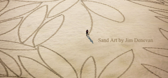 Sand-Art by Jim_Denevan